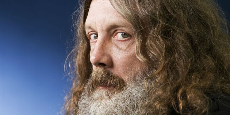 Alan Moore Comic Book Writer