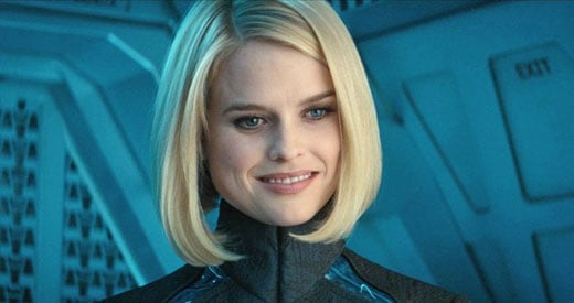 Alice Eve movies