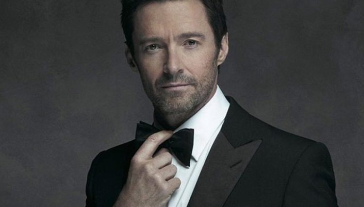 Hugh Jackman as James Bond
