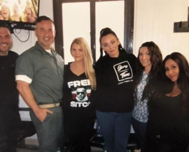 Mike Sorrentino Reunites With Jersey Shore