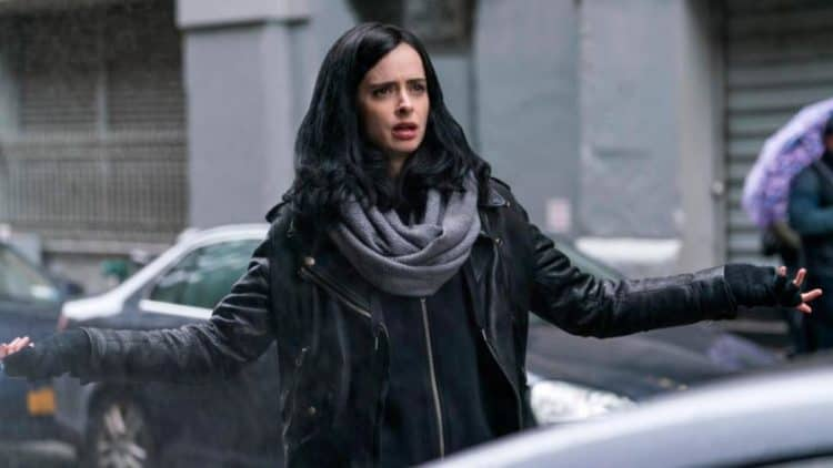 jessica jones canceled