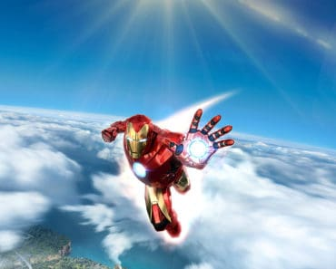 marvels iron man vr hero banner
