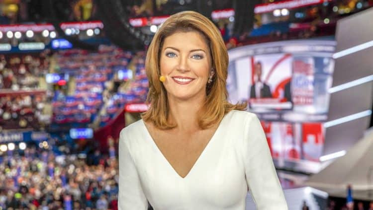 Norah O'Donnell election coverage