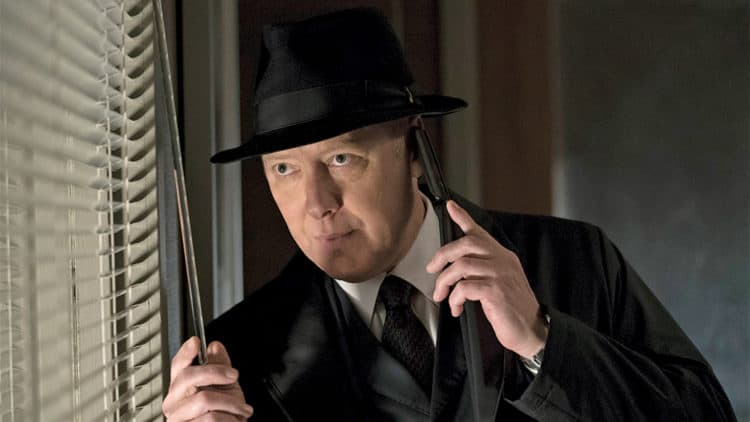 The Blacklist Burning