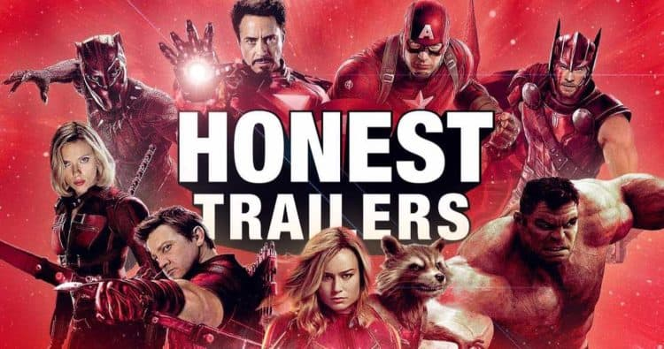 MCU Honest Trailer