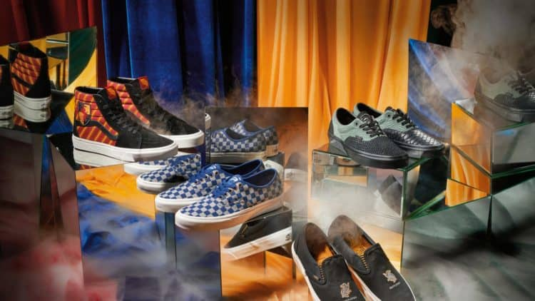 Vans Harry Potter Sneakers