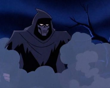 batman mask of phantasm