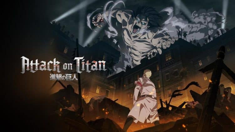 Attack on Titan Shonen Anime