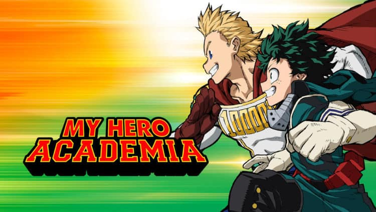 Most popular anime: My Hero Academia